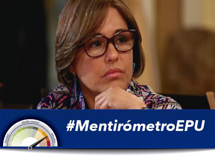 #Mentirómetro | Las 6 mentiras que la ministra de Salud dijo en el EPU 2016