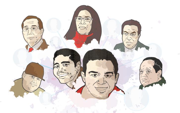 Infografía | ¿Quiénes quedaron salpicados por el caso de los sobrinos Flores?