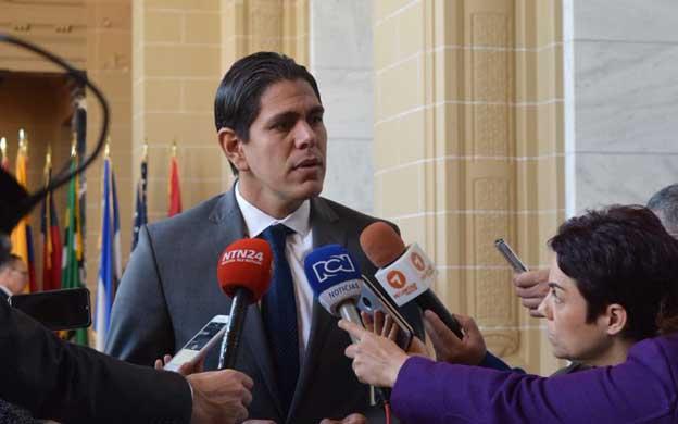Lester Toledo: El diálogo en Venezuela ha sido una estafa