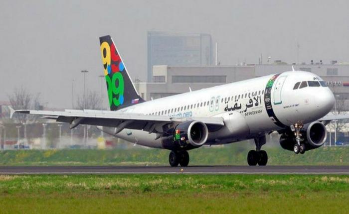 Liberan a todos los pasajeros del avión libio secuestrado