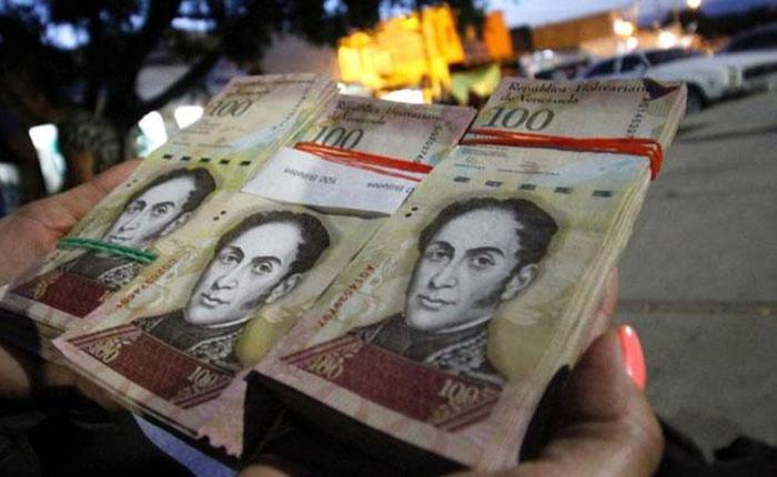 Gobierno prorroga por sexta vez vigencia del billete de Bs 100