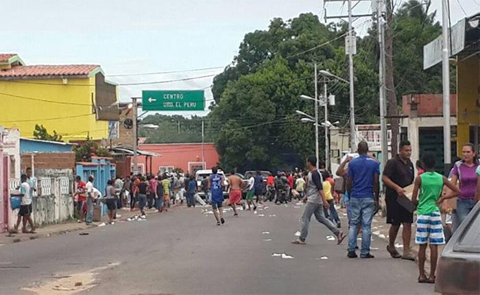 OVV Bolívar: Las protestas son válvulas de escape