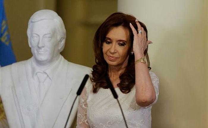 Cristina Fernández a prisión preventiva por presunto encubrimiento a terroristas