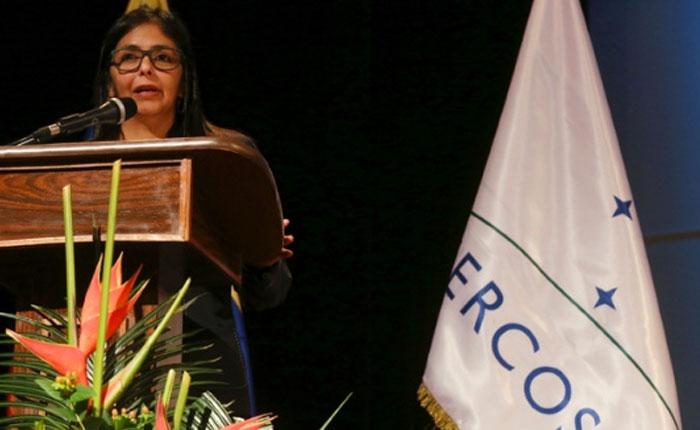 Brasil anuncia suspensión de Venezuela del Mercosur y Cancillería la niega