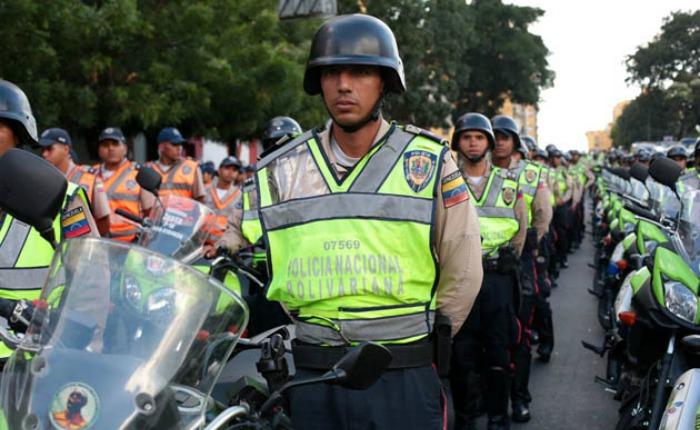 249 efectivos de seguridad se desplegaron en Miranda por Navidad