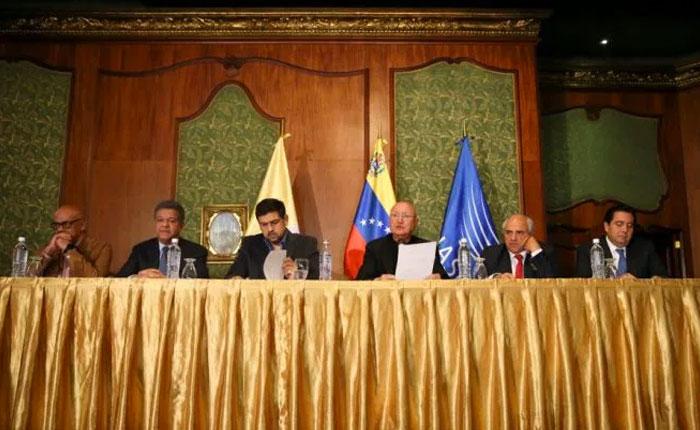 MUD presentará nuevas exigencias a mediadores del diálogo