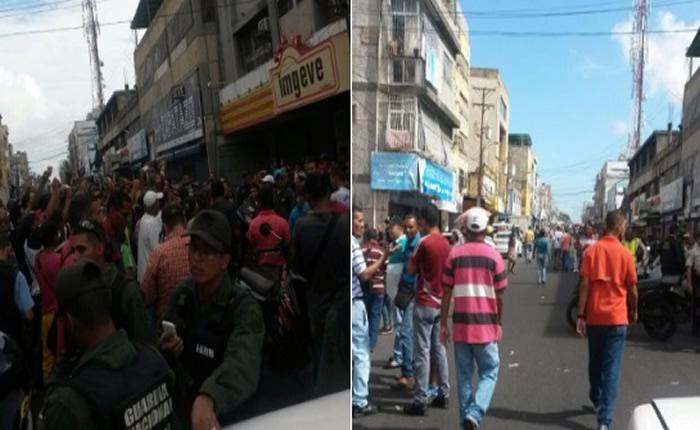 3 muertos en disturbios por falta de efectivo en El Callao