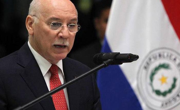 Canciller de Paraguay: Venezuela no ha cumplido el acervo jurídico de Mercosur