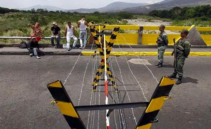 Control Ciudadano: Maduro fracasó en política de fronteras