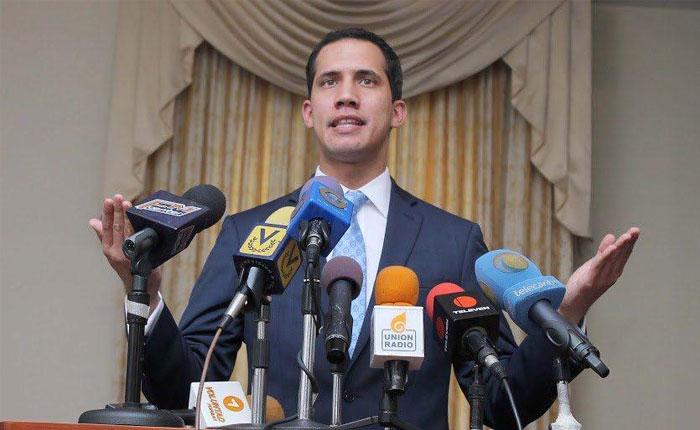 Guaidó sobre designación de rectores: TSJ insiste en usurpar funciones del poder legislativo
