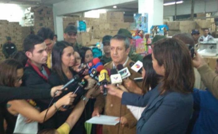 ¿Por qué el gobierno de Maduro quita casi 4 millones de juguetes para Navidad?