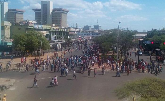 Registran nuevos intentos de saqueo en Maracaibo