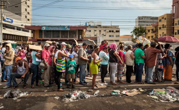 Amnistía Internacional: La esperanza es poca en Venezuela