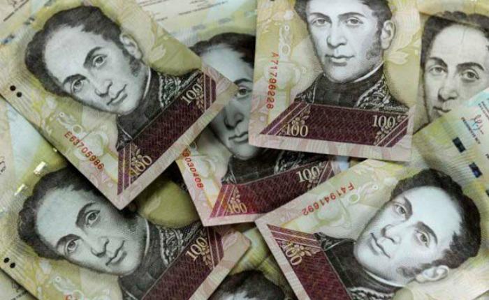 BCV ya tiene medida para canjear billetes de Bs. 100