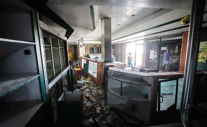 Dos muertos y más de 150 negocios fueron saqueados en Bolívar entre viernes y sábado