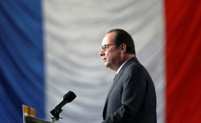 François Hollande renuncia a la reelección en Francia