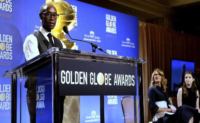 La La Land dominó nominaciones a los Globos de Oro