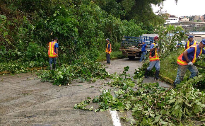 David Smolansky decreta estado de alarma en El Hatillo por situación de lluvias