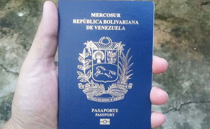 Suspensión de Venezuela de Mercosur no tendrá consecuencias sobre pasaportes