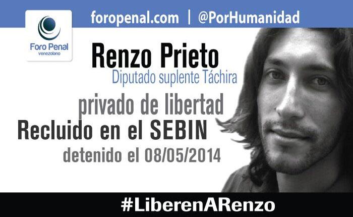 Familiares de presos políticos en huelga de hambre denuncian abusos por parte del Sebin