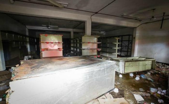 Saqueos acaban con 90 % de los comercios que venden alimentos en Ciudad Bolívar