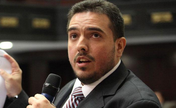 Stalin González reconoció errores de la MUD en el diálogo