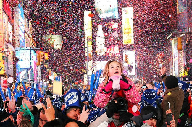 Alerta máxima de seguridad para recibir año nuevo en Nueva York