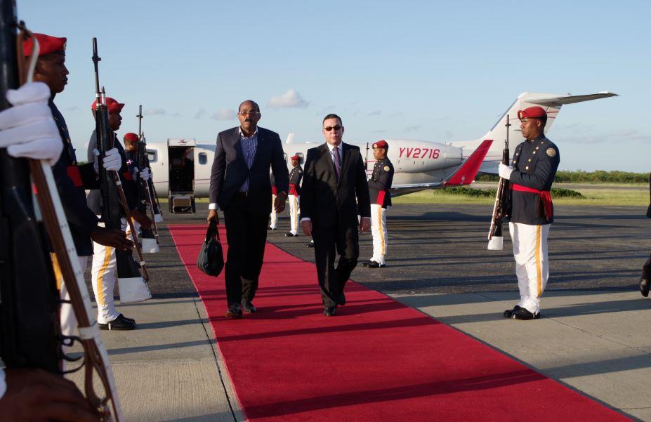 25ene17llegadaAntiguaBarbuda