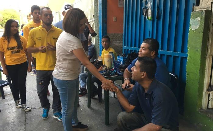 """""""Ribas es el municipio más violento de Aragua"""": diputada Karin Salanova"""