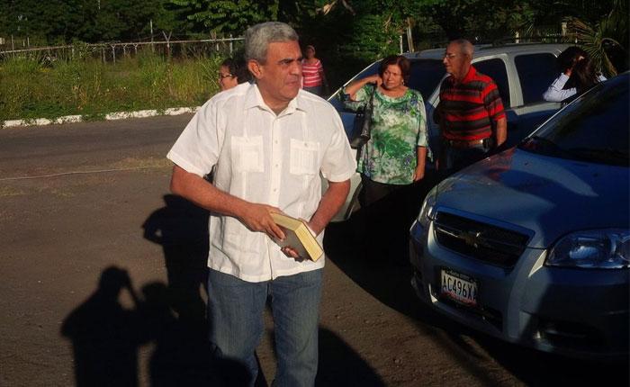 Raúl Isaías Baduel fue sacado de Ramo Verde y familiares desconocen su paradero