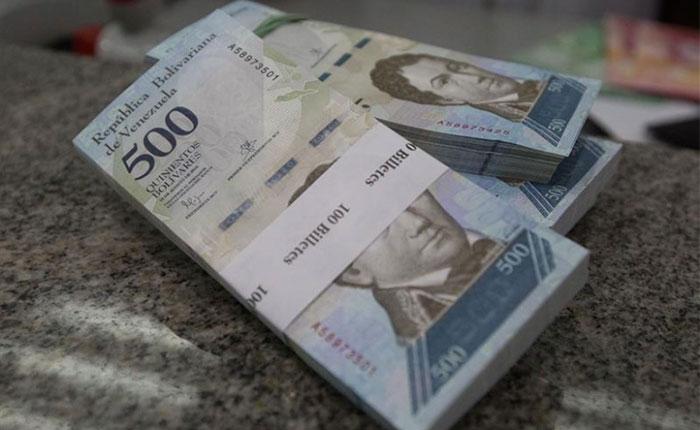 Nuevos billetes comienzan a verse tímidamente