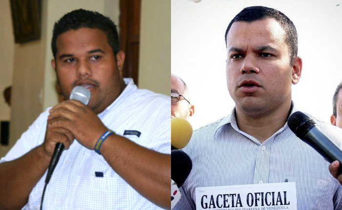 Detienen a concejales Roniel Farías y Romer Rubio, mientras VP denuncia secuestro de Irwing Roca