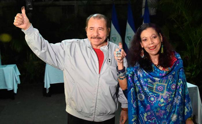 """Daniel Ortega, el presidente """"eterno"""" de Nicaragua, asume por cuarta vez"""