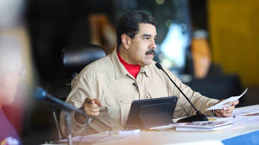 Domingos con Maduro