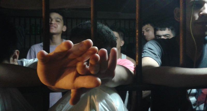 Foto 2 de Raul Romero calabozo policial