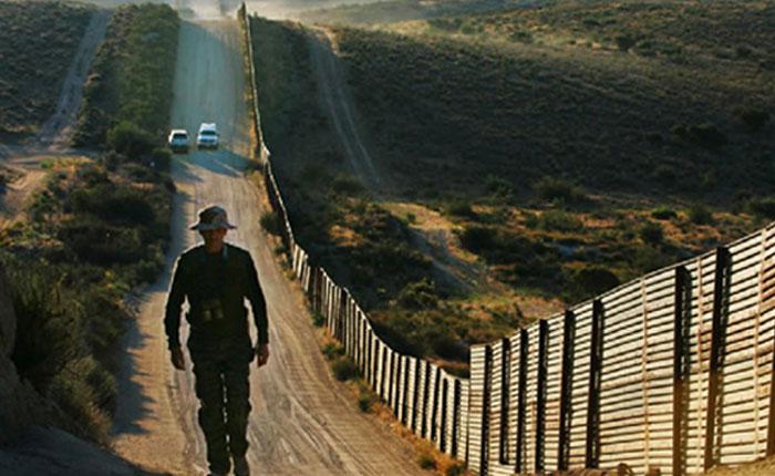 El muro de Donald Trump se hace realidad