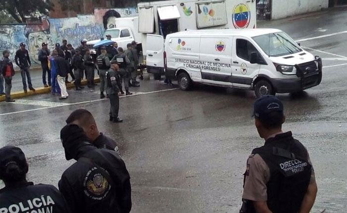 15 policías asesinados en los primeros 15 días del plan de seguridad de Maduro