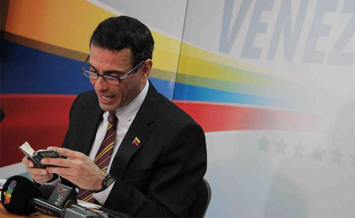 Audiencia de Capriles no fue pública y agredieron a sus seguidores