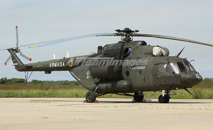 600 indígenas se sumaron a la búsqueda de helicóptero militar