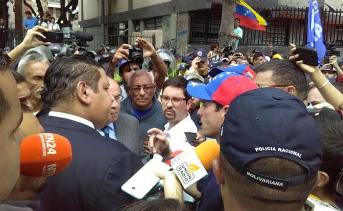 Rector Rondón espera que discusión de cronograma de regionales sea en los próximos días