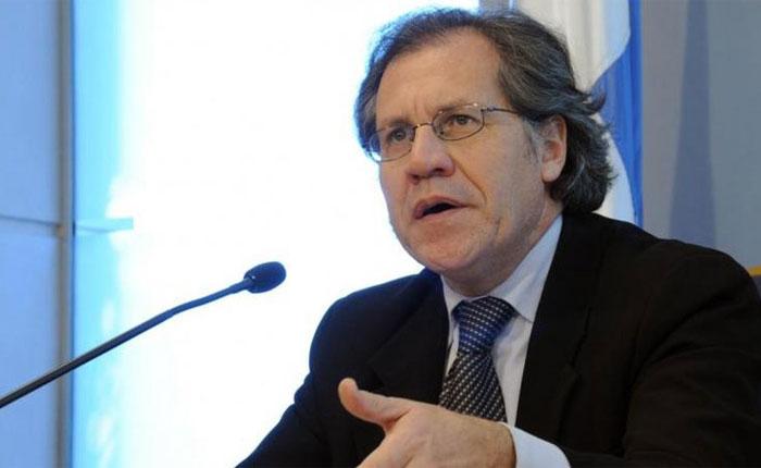 Almagro: No es intervencionista la protección de la democracia ni la promoción de los DDHH