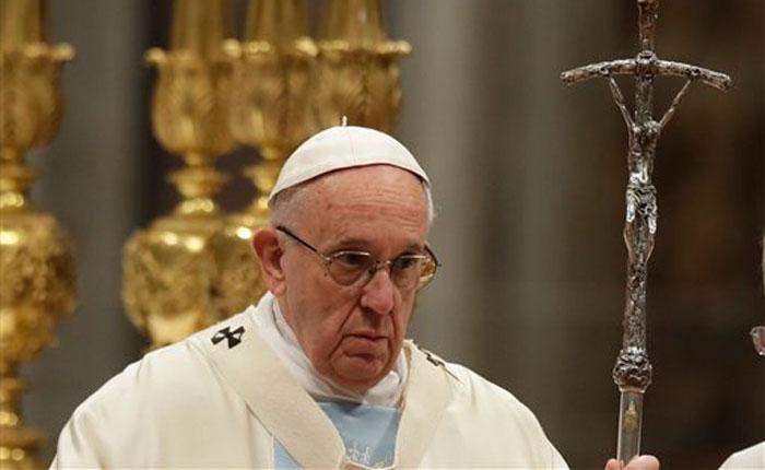 Papa Francisco: El Año Nuevo será bueno en la medida en que cada uno de nosotros intente hacer el bien
