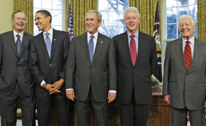 La vida después de la Casa Blanca: qué hacen los presidentes de EE.UU. cuando dejan el poder