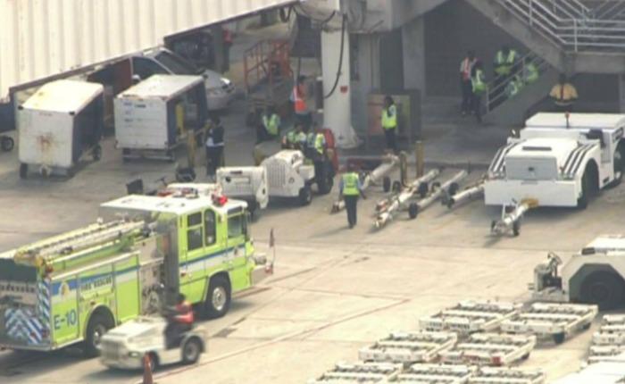 Al menos 5 muertos tras tiroteo en aeropuerto de Fort Lauderdale