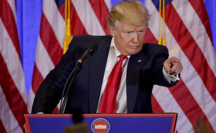 Trump: Rusia es responsable de intervenir en las elecciones