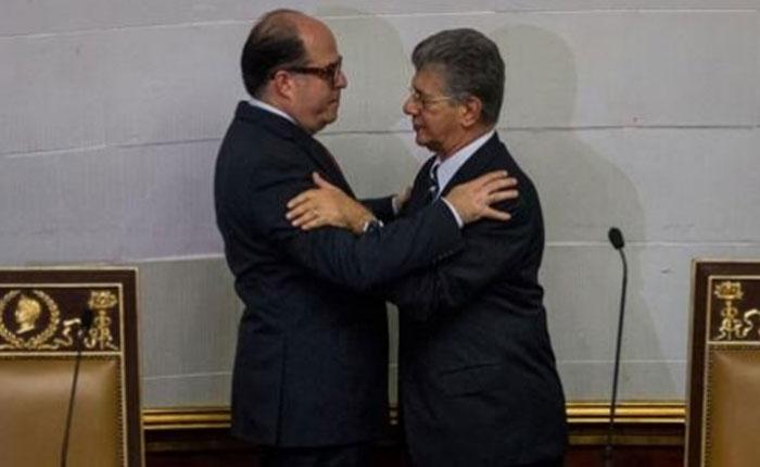 """TSJ anuló nombramiento de la junta directiva de la AN por """"desacato"""""""