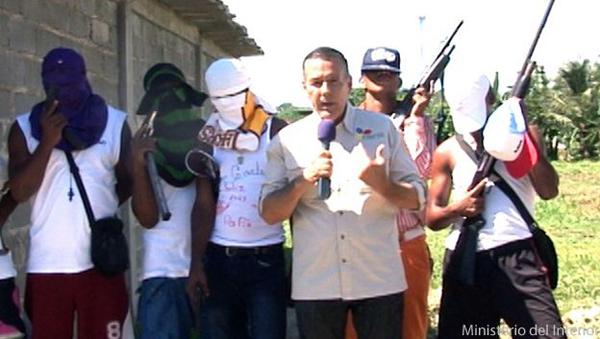 Maduro hace un remake de planes de seguridad fracasados for Donde queda el ministerio de interior y justicia