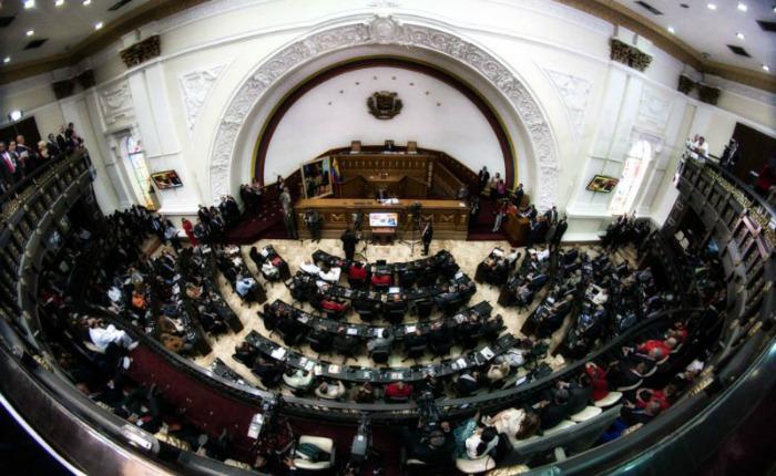 EN VIVO No te pierdas nada de sesión de la Asamblea Nacional este #18Abr