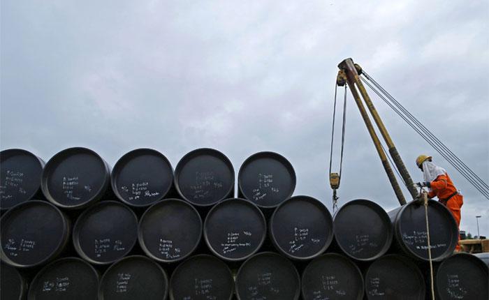 Precio del petróleo venezolano pierde 95 centavos y cierra en 44,59 dólares