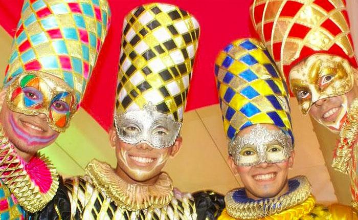 Así celebrarán los Carnavales 2017 en Chacao, Baruta y El Hatillo